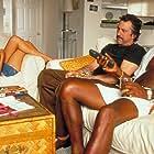 Robert De Niro, Samuel L. Jackson, and Bridget Fonda in Jackie Brown (1997)
