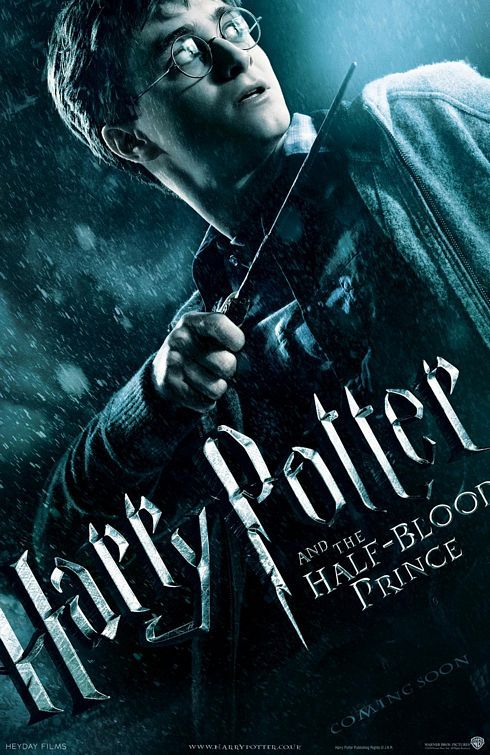 Harry Potter and the Half Blood Prince Part 6 (2009) Hindi Dual Audio 720p BluRay ESubs