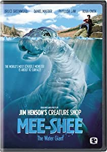 Mee-Shee: The Water Giant UK