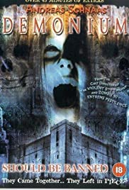 Demonium (2001) Poster - Movie Forum, Cast, Reviews