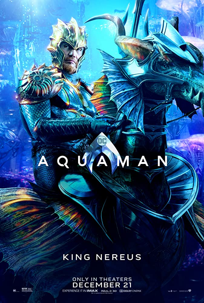 Watch Aquaman 2018 Full Movie