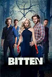 View Bitten - Season 3 (2016) TV Series poster on Ganool