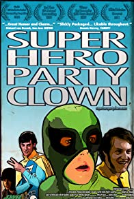 Primary photo for Super Hero Party Clown