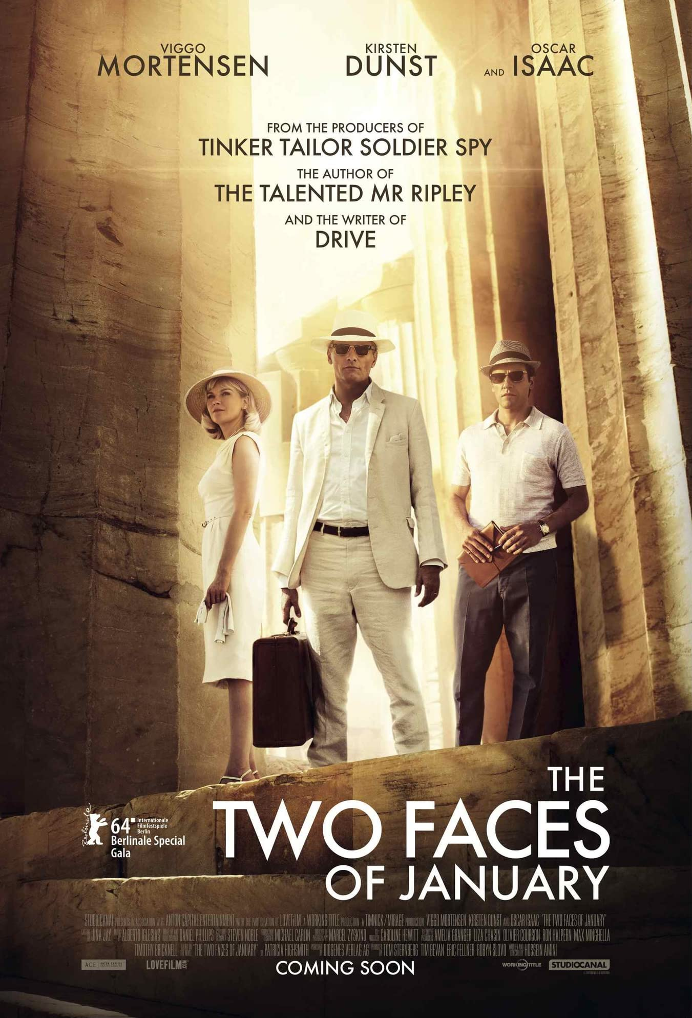 b2aad098b53 The Two Faces of January (2014) - IMDb