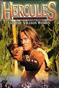 Primary photo for Hercules and the Amazon Women