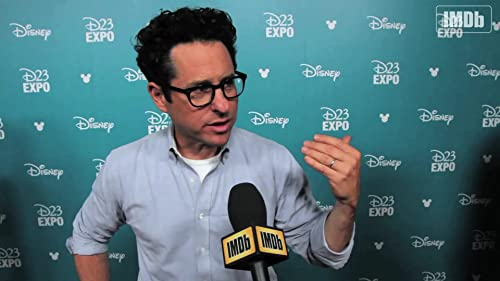 IMDb on the Scene at D23 Expo 2015: J.J. Abrams on 'Star Wars'