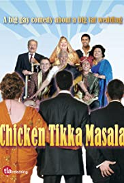 Chicken Tikka Masala Poster