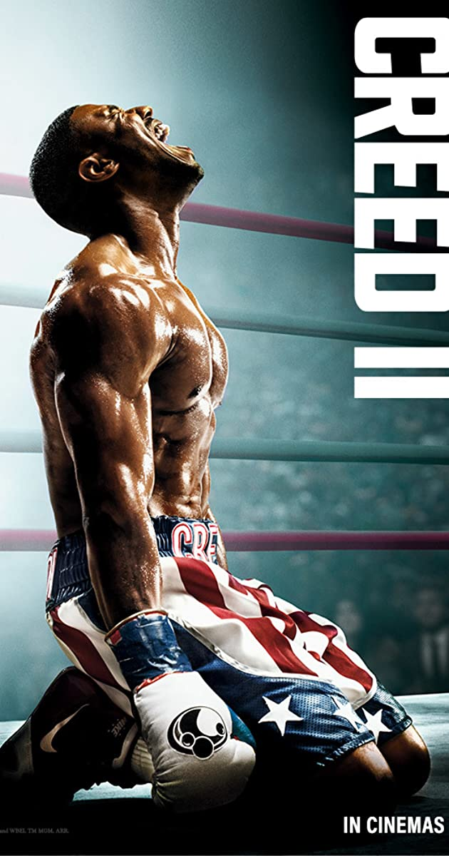 Krydas II: Kylanti legenda / Creed II (2018)