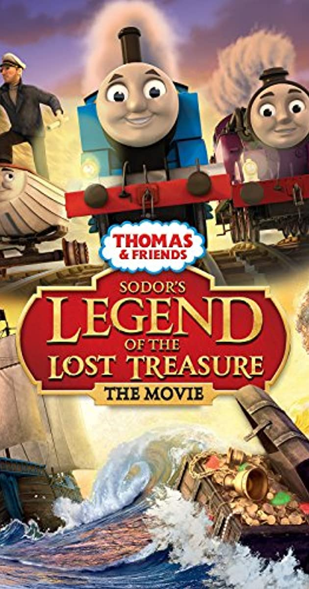 Thomas & Friends: Sodor's Legend of the Lost Treasure (2015) Subtitles