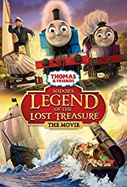 Thomas & Friends: Sodor's Legend of the Lost Treasure Poster