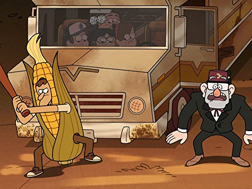 Gravity Falls 2×16 – Atracción en la Carretera