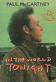 Paul McCartney: In the World Tonight Poster