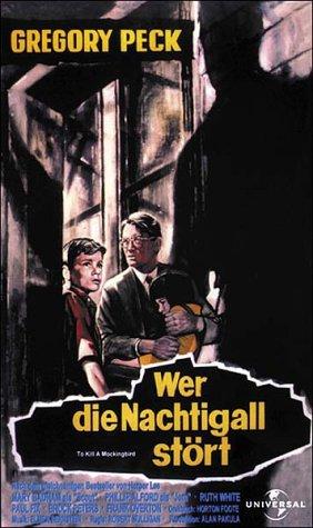 to kill a mockingbird movie cover