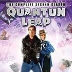 Scott Bakula and Dean Stockwell in Quantum Leap (1989)