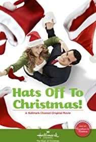 Haylie Duff and Antonio Cupo in Hats Off to Christmas! (2013)