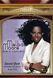 Melba Moore: Live in Concert Poster