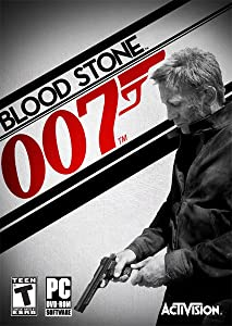 Watch share movies James Bond 007: Blood Stone by Kate Saxon [Bluray]