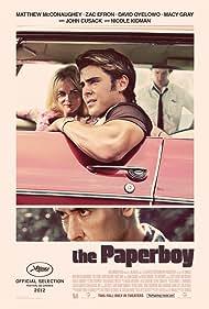 John Cusack, Nicole Kidman, Matthew McConaughey, and Zac Efron in The Paperboy (2012)