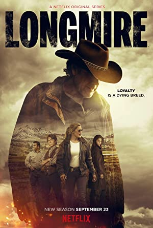 View Longmire - Season 6 (2012–2017) TV Series poster on Fmovies