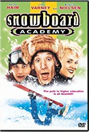 Snowboard Academy (1996) Poster - Movie Forum, Cast, Reviews