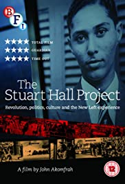 The Stuart Hall Project Poster