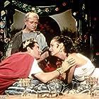 Marina Berti and Leo Genn in Quo Vadis (1951)