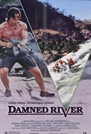 Damned River (1989) Poster - Movie Forum, Cast, Reviews