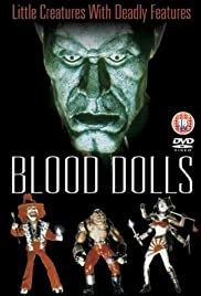 Blood Dolls Poster