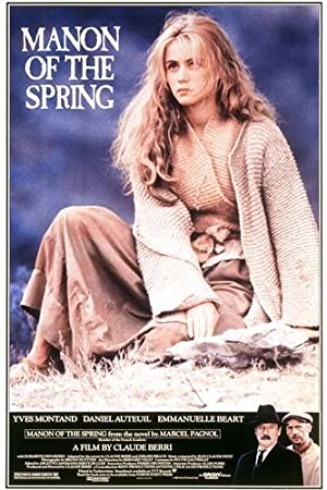Manon of the Spring (1986)