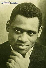 Paul Robeson: Here I Stand Poster