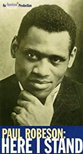 Good movie websites free no download Paul Robeson: Here I Stand [1280x720p]
