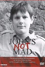 John's Not Mad Poster