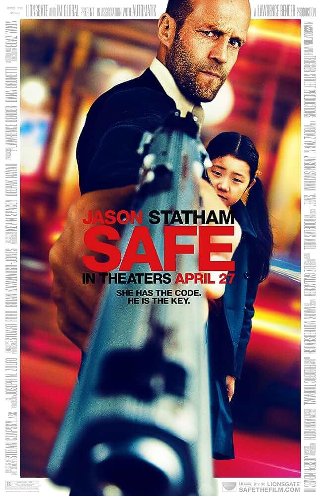Safe (2012) Multi Audio [Hindi – Telugu – English] x264 AAC Esub
