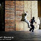 Dani Medina, Eri Sánchez, and Jota Jota Ramos in Stunt Games (2014)