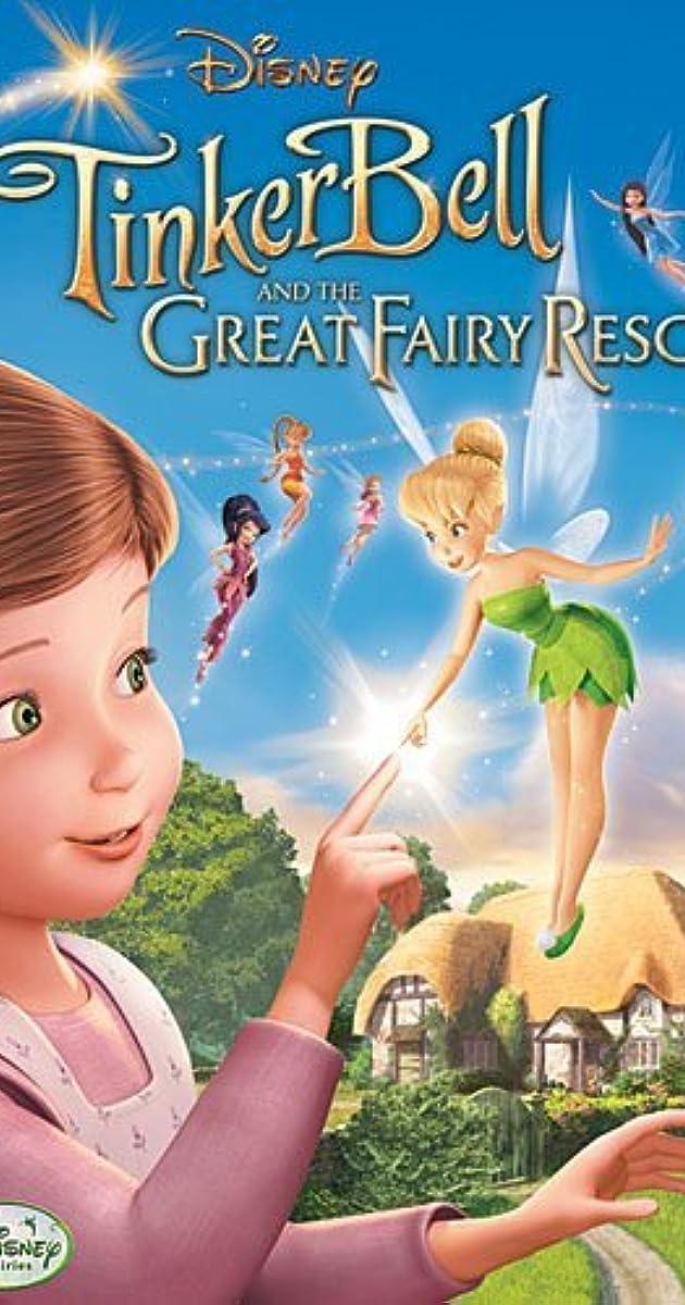 Tinker Bell Và Cuộc Giải Cứu Vĩ Đại - Tinker Bell and the Great Fairy Rescue (2010)