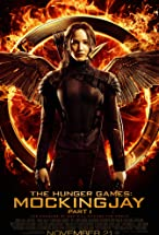 Primary image for The Hunger Games: Mockingjay - Part 1