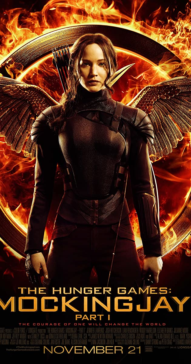 Free Download The Hunger Games: Mockingjay - Part 1 Full Movie