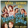Maureen O'Hara, Lucille Ball, Mary Carlisle, Louis Hayward, and Lorraine Krueger in Dance, etc.