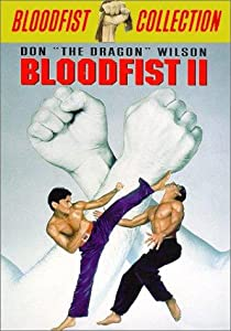 Movie direct link downloads Bloodfist II by Terence H. Winkless [640x480]