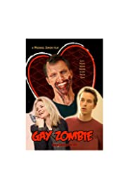 Gay Zombie Poster