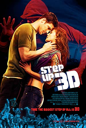 Where to stream Step Up 3D