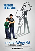 Primary image for Diary of a Wimpy Kid: Rodrick Rules
