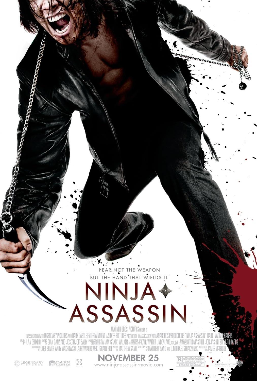 Ninja Assassin (2009) Hindi Dubbed