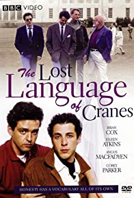 Primary photo for The Lost Language of Cranes