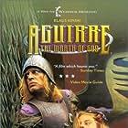 Klaus Kinski and Cecilia Rivera in Aguirre, der Zorn Gottes (1972)