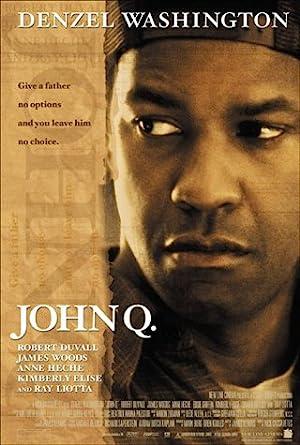 John Q film Poster