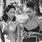 Debbi Morgan and Lynn Whitfield in Eve's Bayou (1997)