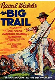 The Big Trail Poster