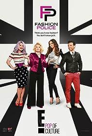 Joan Rivers, Giuliana Rancic, Kelly Osbourne, and George Kotsiopoulos in Fashion Police (2002)