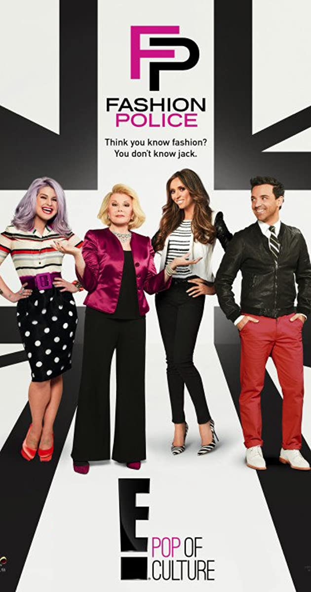 Fashion Police (TV Series 2002– ) - Full Cast & Crew - IMDb